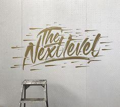 """The Next Level"" | WACOM x David Milan on Behance"