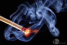 Un paso más allá: Fotografía de humo
