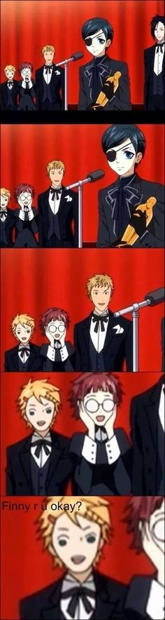best ideas for funny anime faces otaku black butler Black Butler Meme, Grell Black Butler, Black Butler Kuroshitsuji, Black Butler Comics, Anime Meme, Me Anime, I Love Anime, Anime Fairy, Anime Girls