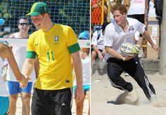 Prince Harry in Rio