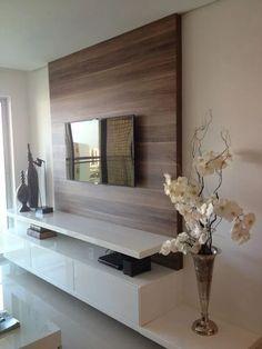 Living Room Modern, Home Living Room, Living Room Decor, Small Living, Tv In Living Room, Modern Tv Room, Living Room Lighting, Apartment Living, Apartment Ideas