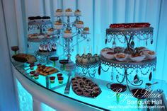 Pastry by Sweet A. at Royal Palace Banquet Hall Glendale CA. 818.502.3333