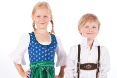 Kinder: Dirndl & Lederhosen | Wurstmarktdirndl