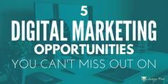 Digital marketing has been around for quite some years now. Media has literally been turned upside down by their digital equivalent.   https://www.jasonfox.me/digital-marketing-real-estate-agents-5-opportunities-cant-miss/