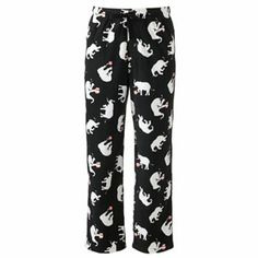 Croft and Barrow Patterned Microfleece Lounge Pants - Big and Tall Mens Lounge Pants, Lounge Wear, Mens Big And Tall, Big & Tall, Kohls Black Friday, Croft And Barrow, Sleep Pants, Always And Forever, Live In The Now