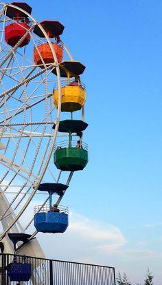Rutas Mar & Mon: Parque de atracciones Tibidabo -Barcelona