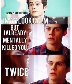 Teen Wolf-Dylan O'Brien