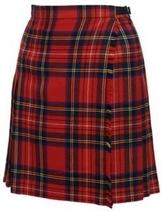 Kilt skirt.  Had one just like this and wore a giant brass safety pin to keep it closed.  Loved it!