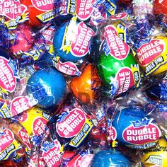 #CandyBuffet 850 Dubble Bubble Gourmet Bulk Vending Machine Candy Wrapped Gumballs New Lot - Chewing Gum $56.39 using coupon from #nvcandy