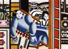 The Woman and the child - Leger Fernand