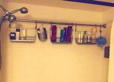 Clever small bathroom storage and organization ideas (25)