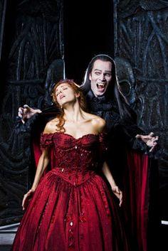 Tanz der Vampire, Graf von Krolock und Sarah