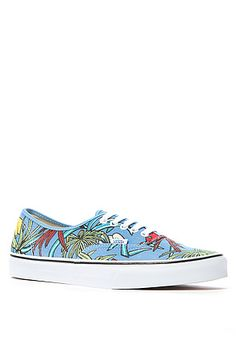 Vans Authentic Slim Fashion Dolphins Fashion Sneak
