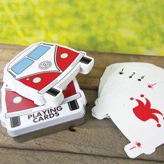VW Busje speelkaarten