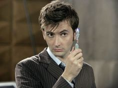 I got : Tenth Doctor ! Which Doctor Should You Date?
