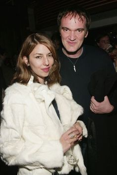 Sofia Coppola & QT