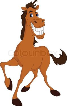horse cartoons free horse graphics funny horse pictures clipart rh pinterest com cartoon animal clip art free cartoon horse pictures clip art