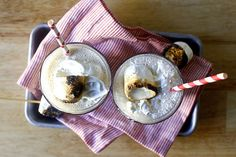 Toasted Marshmallow Milkshake   30 Delicious Things To Cook In June