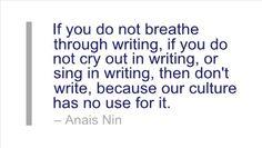 #quotes #AnaisNin