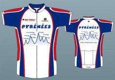 Velo Peloton - Jersey Pyrenees, Cycling, Sports, Tops, Hs Sports, Biking, Bicycling, Sport, Shell Tops