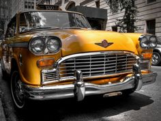 Fantastic Vintage New York City Taxi wallpaper free New York Wallpaper, Images Wallpaper, Car Photos, Car Pictures, Vintage Cars, Antique Cars, New York Taxi, Walpaper Black, Car Hd