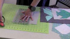 Freezer Paper-Pieced Origami Animal Block Part 2 ~ Sew,Mama,Sew!
