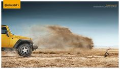 Unmatched breaking performance : Off Road / Continental Creative Ad