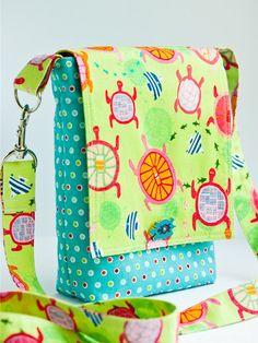 Как сшить сумку / Bag tutorial - Вечерние посиделки