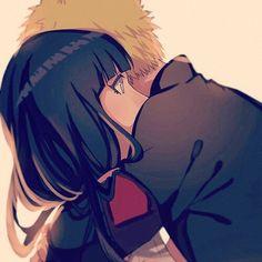 Naruhina naruto and hinata Anime Naruto, Naruto Und Hinata, Kurama Naruto, Naruto Cute, Sakura And Sasuke, Itachi Uchiha, Manga Anime, Naruhina, Hinata Hyuga
