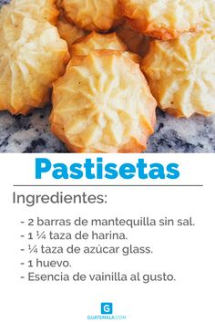 Fun Baking Recipes, Bakery Recipes, Kitchen Recipes, Sweet Recipes, Cookie Recipes, Mexican Dessert Recipes, Healthy Dessert Recipes, Delicious Desserts, Yummy Food