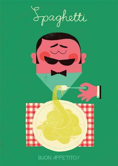 irving and co #irvingandco #illustration #food