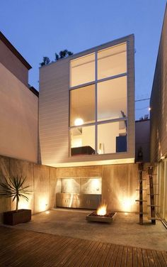 Casa Becerril by Garcia Studio | Rendons visibles l'architecture et les architectes | Scoop.it