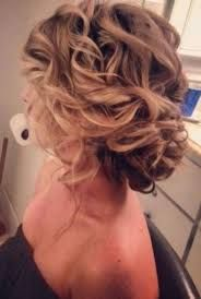 Image result for bridesmaid long hairstyles updo