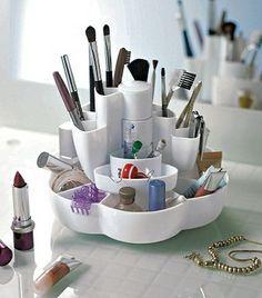 Maquiagem -- Pra guardar tudo