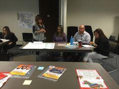 Barbara Andrews met some amazing, insightful educators in Ft. Bend, Texas! Great PD training, Barbara! #Soluciones #Benchmark #LiteracyIntervention