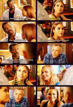 Boden: Gabby, thank you for filling in today. Dawson: Yeah, of course. Boden: How about all the time? Jimmy Borrelli's going back on Truck, and, uh, I need some stability somewhere in this damn house, so Dawson: Absolutely. For the house. Herrmann: Atta girl. (5x01)
