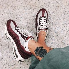 Sneaker Inspiration - Air Max 95