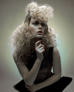 Hairdressers Journal - British Hairdressing London Hairdresser of the Year Award Winner 2012 - Tina Farey