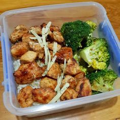 Lunch for fitness