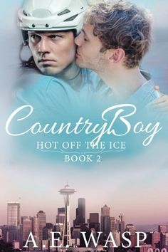 Country Boy (Hot Off the Ice) (Volume 2) by A E Wasp. Sometimes the toughest thing to believe in is yourself. The first time Paul Dyson met Robbie Rhodes, they ended up naked in Robbie's bed. The last time they met, on the ice the morning after, Paul punched Robbie in the face and called him something he'd rather not repeat. Two years later, they're teammates and Paul is so deep in the closet he'll need a roadmap to find his way out again. Robbie might be his compass. But to be with…