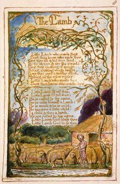 William Blake. Inicio Modernismo Ondulante.