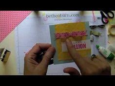 How to Make a Paper Bow - YouTube