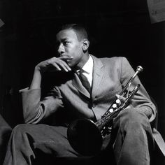 Priceless...Jazz Musician Lee Morgan.  If you don't know his name, trust me, you want to...
