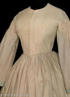 All The Pretty Dresses: Early 1860's Day Dress