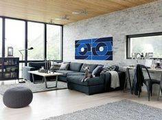 like the chaise sectional; gives a mix of comfort yet still stylish