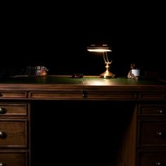 Desk for adaptation of Winnie-The-Pooh. Set build and design by Rebecca Dunnage