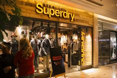 Superdry Now Open in Hyde Park Corner