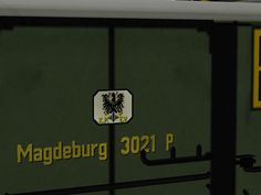 #K.P.E.V. #Personenzug-Gepäckwagen, Pwi pr84 - Set 2. Bis #EEP6