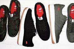 SUPREME × NIKE AIR FORCE 1 2012 #sneaker