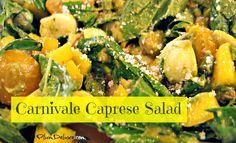 Carnivale Caprese Salad by Nick Church #recipe
